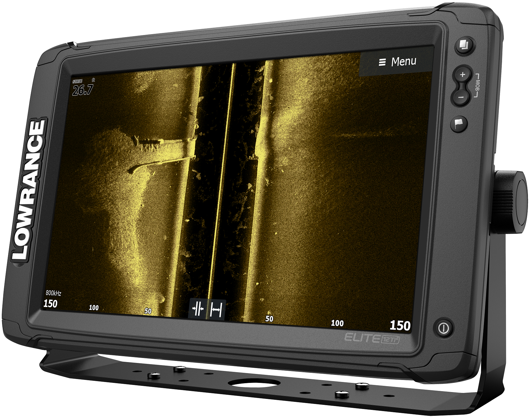 Lowrance Elite 9 Ti eco / GPS TouchScreen