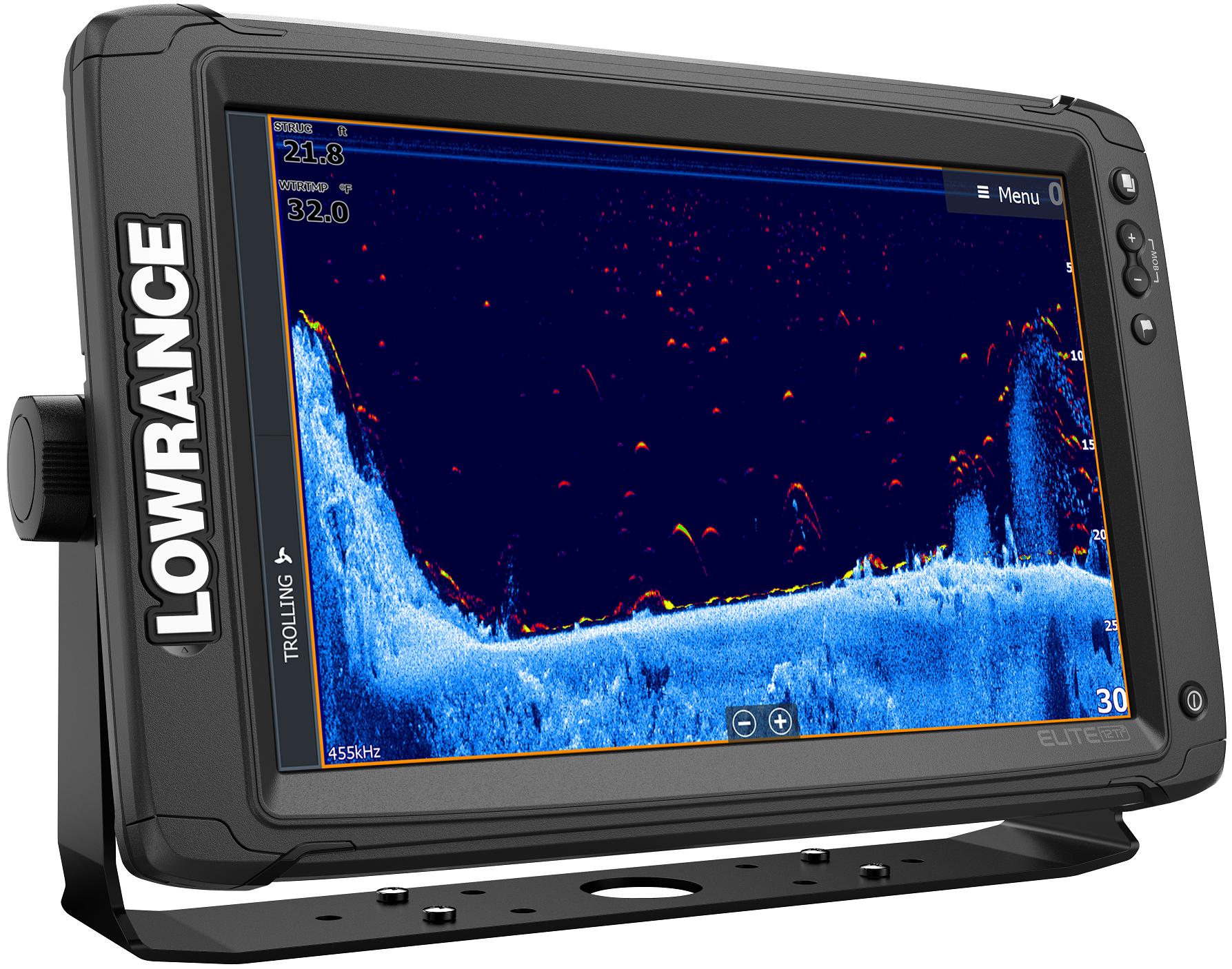 Lowrance Elite 9 Ti eco / GPS TouchScreen