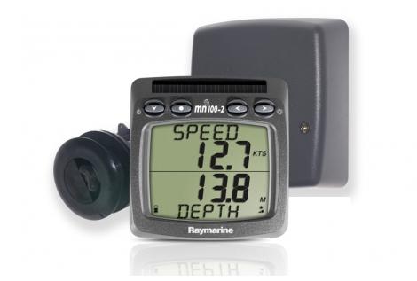 Raymarine Tacktick Speed Depth System T103