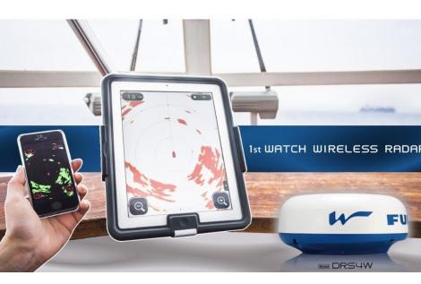 Furuno radar DRS-4W WIFI