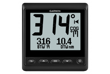 "Garmin GNX Display 20 B / W 4 """