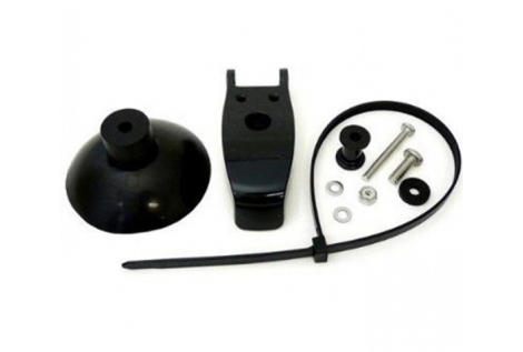 Garmin suction cup bracket for transducer