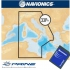 Navionics Platinum Plus card 33P + Micro-SD Card