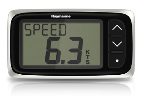 i40 Speed ​​display
