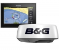 "Simrad GO9 XSE TotalScan 9 ""with transducer"