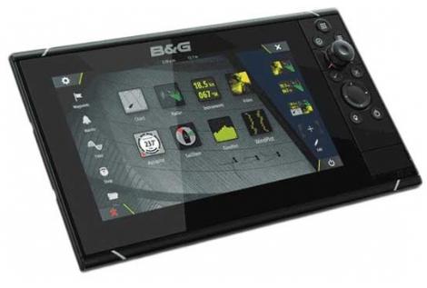 B & G ZEUS²9 Multi-Function Display