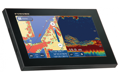 "GP1870F Furuno GPS / ECO 7 ""600 / 1kw"