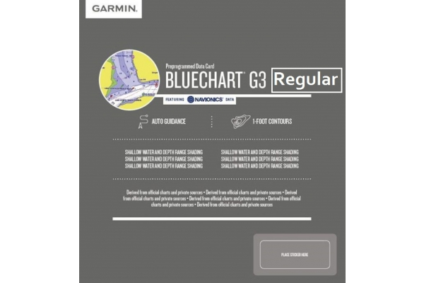 Garmin G2 Regular HD-SD MicroSD