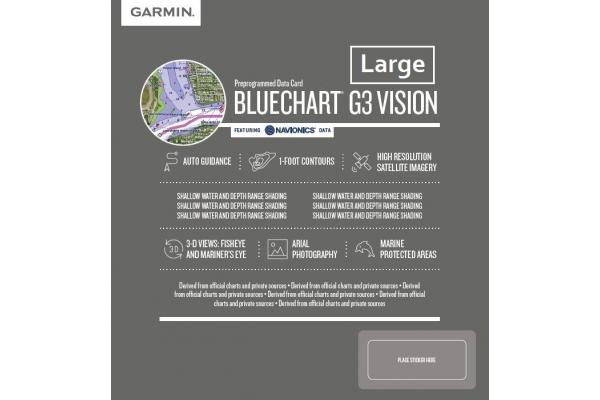 Garmin G2 Vision HD Large-SD MicroSD