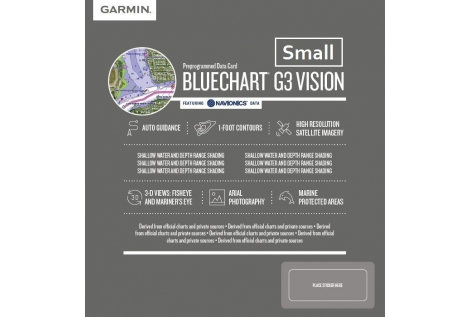 Garmin G2 Vision SD-HD Small MicroSD