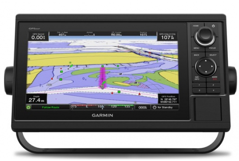 """Garmin GPSMAP 1020xs multif display. 10 """""""
