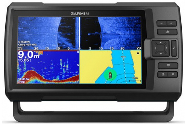 Garmin Striker 7SV echo / gps