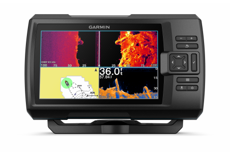 Garmin Striker 4DV echo / gps