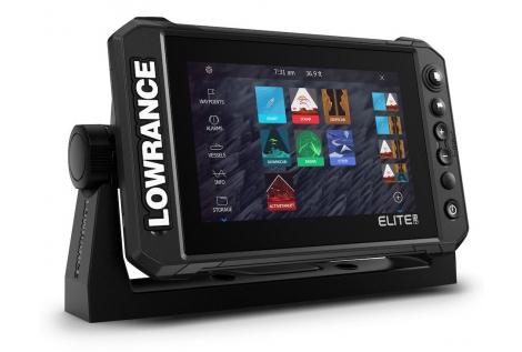 Lowrance Elite 7 Ti TotalScan