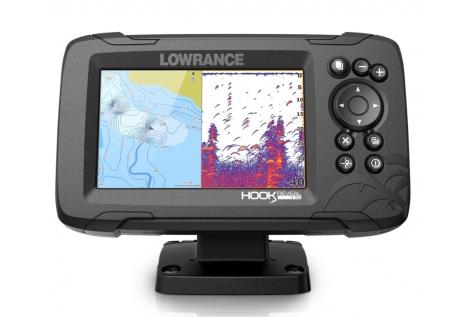Lowrance Hook 4x