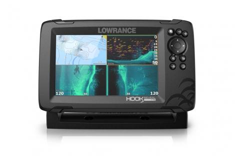 Lowrance Hook4x