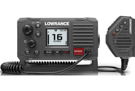 Lowrance Link-5 VHF 25w