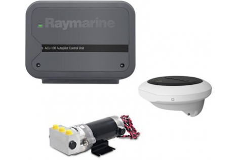 Raymarine Autop. EV-100 Hydraulic Ty 0.5 without Display