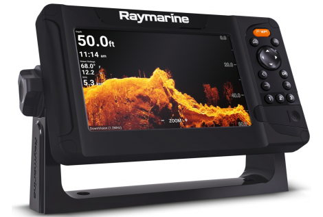 Raymarine Dragonfly 7 PRO transducer included
