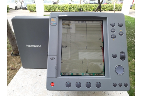 Raymarine A78 Quantum Pack