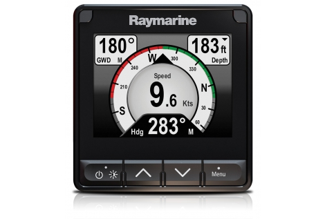 I70s Raymarine multifunction color display