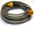 Yellow Ethernet connector cable 1,82 mt