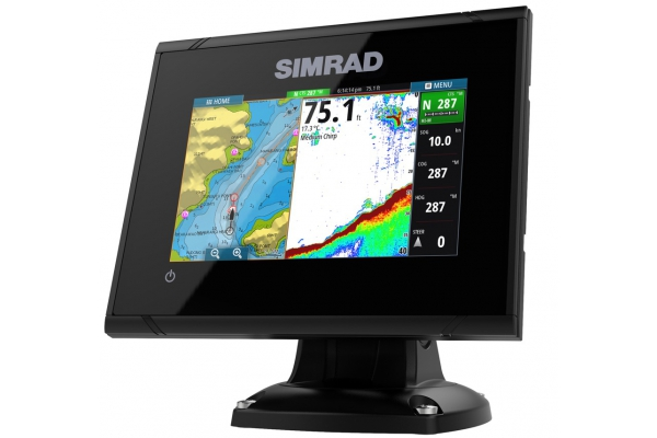 Simrad GO5 XSE TotalScan 7 ""