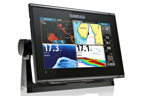 """Simrad GO9 XSE 9 """"without transducer"""